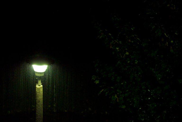 Regenlampe