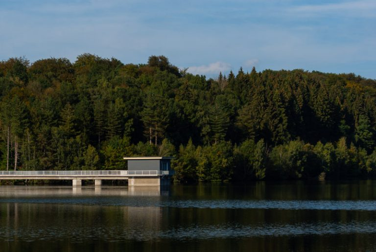 Wasserbauwerk III