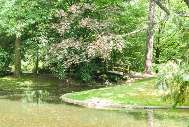 Schloßgartenbaumparkbrücke