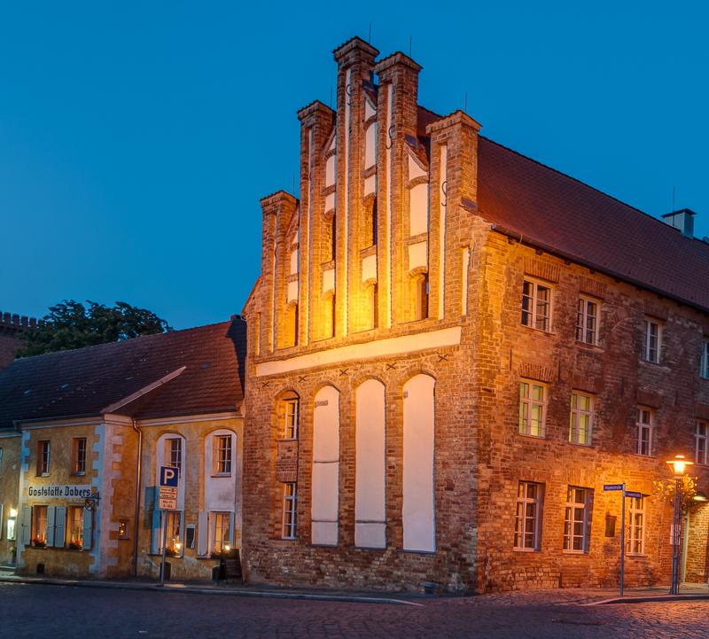 Gotisches Giebelhaus