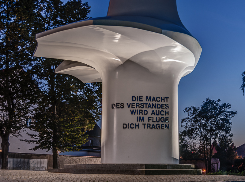 Otto-Lilienthal-Denkmal
