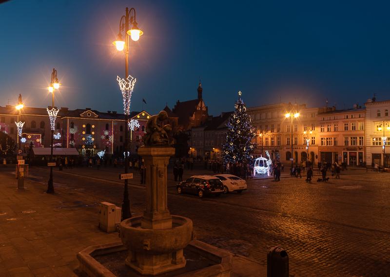 Weihnachtsmarktplatz