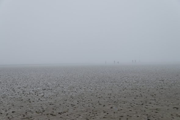 Baltrum im Nebel