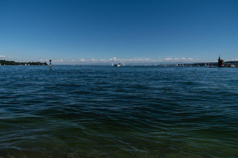 Immer wieder dieser See