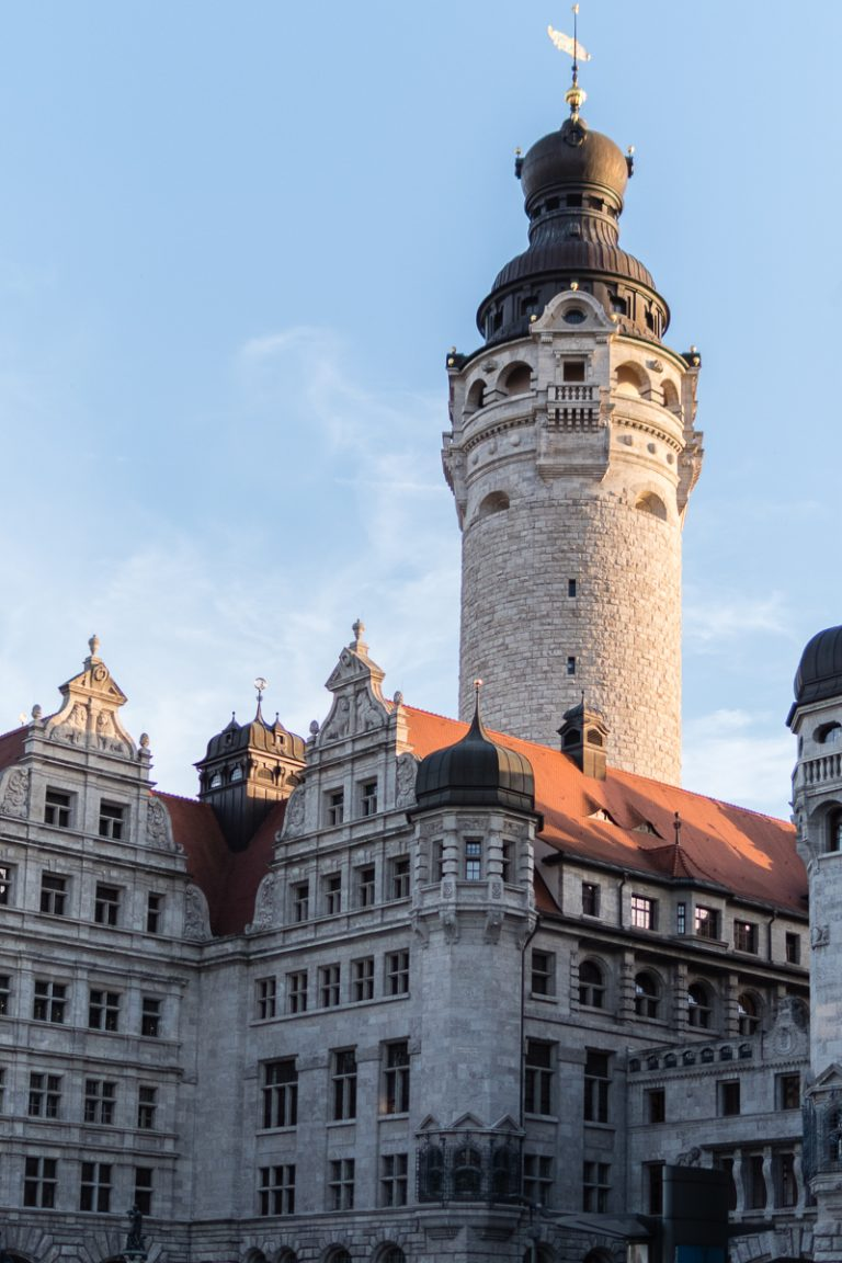 Pleißeburg (Neues Rathaus)